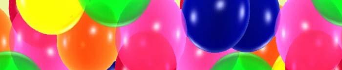 héliumos játékok gyerekzsúrra
