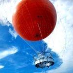 hélium léggömb